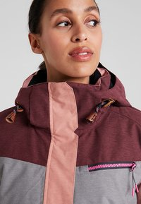 Icepeak - CAREY - Veste de ski - light pink - 4