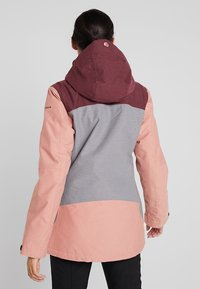 Icepeak - CAREY - Veste de ski - light pink - 2