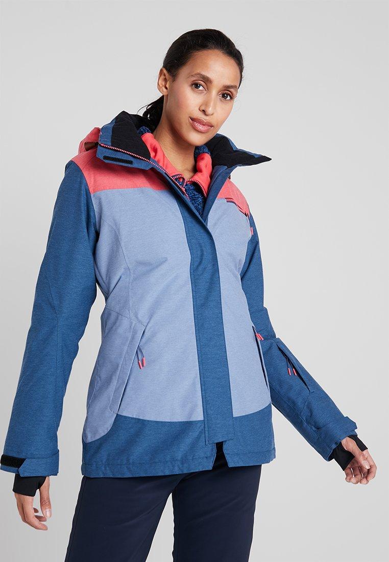 Icepeak - CAREY - Kurtka narciarska - navy blue