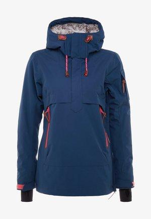 CARO - Ski jacket - navy blue