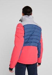 Icepeak - COLETA - Ski jas - hot pink - 3