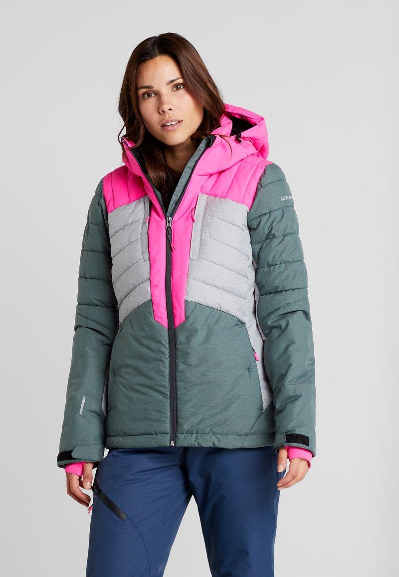 Icepeak - COLETA - Ski jacket - olive