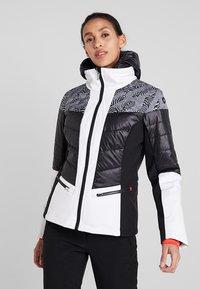 Icepeak - ELYRIN - Ski jas - optic white - 0
