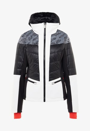 ELYRIN - Ski jacket - optic white