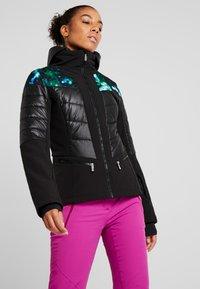 Icepeak - ELYRIN - Ski jas - black - 0