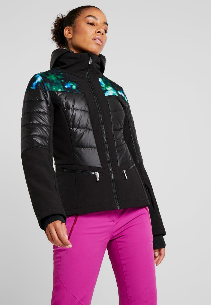 Icepeak - ELYRIN - Ski jas - black