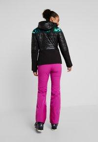 Icepeak - ELYRIN - Ski jas - black - 2