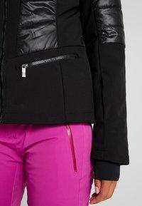 Icepeak - ELYRIN - Ski jas - black - 7