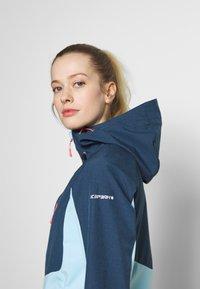 Icepeak - BARBY - Soft shell jacket - baby blue - 3
