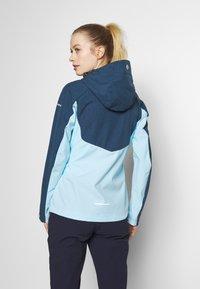 Icepeak - BARBY - Soft shell jacket - baby blue - 2