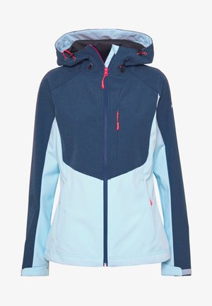 BARBY - Softshell jakker - baby blue