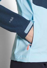 Icepeak - BARBY - Soft shell jacket - baby blue - 5