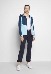 Icepeak - BARBY - Soft shell jacket - baby blue - 1