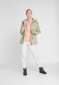Icepeak - ALTAMURA - Waterproof jacket - antique green - 1