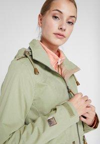 Icepeak - ALTAMURA - Waterproof jacket - antique green - 4