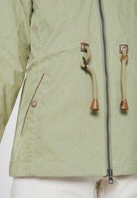 Icepeak - ALTAMURA - Waterproof jacket - antique green - 5