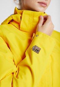 Icepeak - ANTOINE - Impermeable - yellow - 7