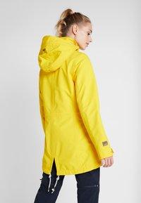 Icepeak - ANTOINE - Impermeable - yellow - 3