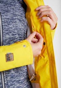 Icepeak - ANTOINE - Impermeable - yellow - 8