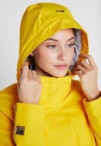 Icepeak - ANTOINE - Impermeable - yellow - 6