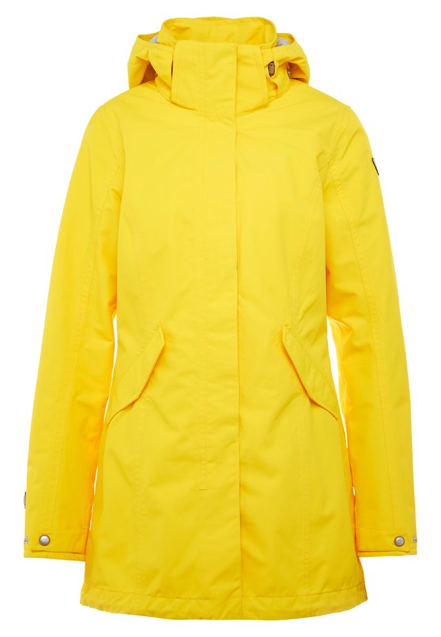 ANTOINE - Vodotěsná bunda - yellow