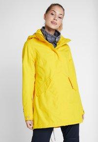 Icepeak - ANTOINE - Impermeable - yellow - 2