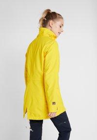 Icepeak - ANTOINE - Impermeable - yellow - 4