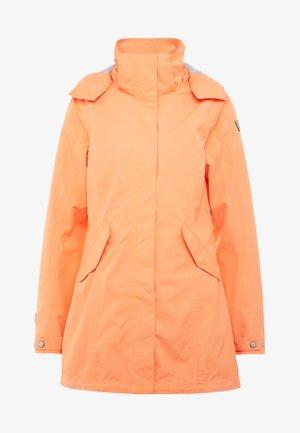 ANTOINE - Waterproof jacket - abricot