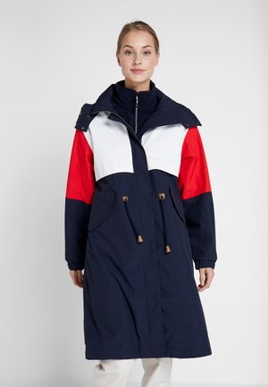 ALGOMA - Waterproof jacket - dark blue