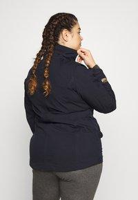 Icepeak - PEWAMO - Outdoor jacket - dark blue - 3