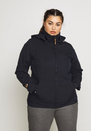 PEWAMO - Outdoor jacket - dark blue