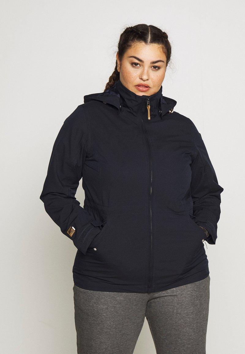 Icepeak - PEWAMO - Outdoor jacket - dark blue