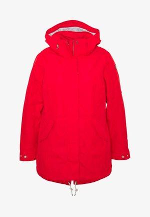 PHARSALIA - Vodotěsná bunda - classic red