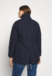 Icepeak - PHARSALIA - Waterproof jacket - dark blue - 3