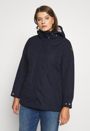 PHARSALIA - Waterproof jacket - dark blue