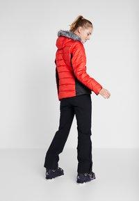 Icepeak - VIGEVANO - Kurtka narciarska - coral red - 2