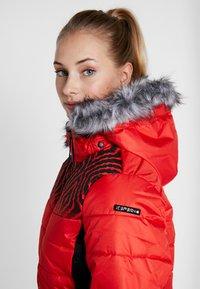 Icepeak - VIGEVANO - Kurtka narciarska - coral red - 5