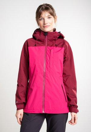 BAGLEY - Outdoor jacket - carmine red