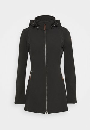 UHRICHSVILLE - Soft shell jacket - anthrazit