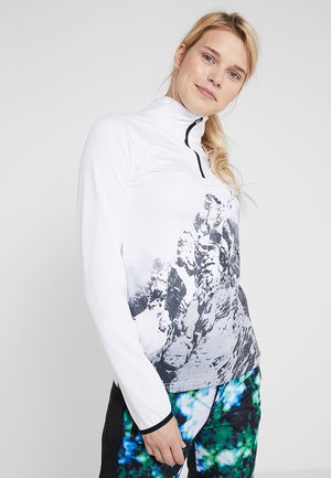FINLEY - Long sleeved top - optic white
