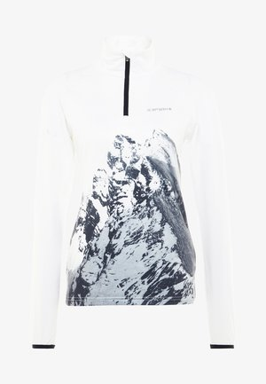 FINLEY - Longsleeve - optic white