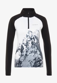 Icepeak - FINLEY - Maglietta a manica lunga - black - 3