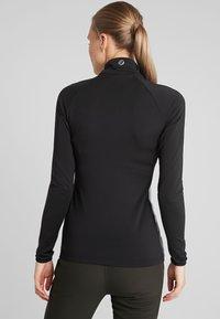 Icepeak - FINLEY - Maglietta a manica lunga - black - 2