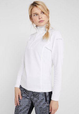 FRIONA - Fleece jumper - optic white