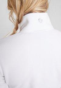 Icepeak - FRIONA - Bluza z polaru - optic white - 3