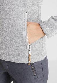 Icepeak - AGEN - Fleece jacket - light grey - 4