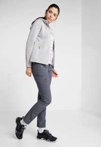 Icepeak - AGEN - Fleece jacket - light grey - 1
