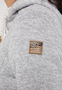 Icepeak - AGEN - Fleece jacket - light grey - 6
