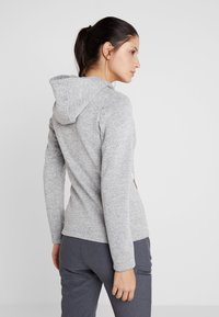 Icepeak - AGEN - Fleece jacket - light grey - 2
