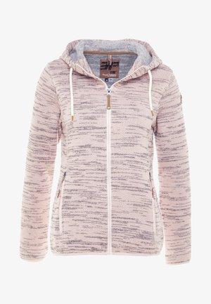 ARLEY - Fleece jacket - baby pink